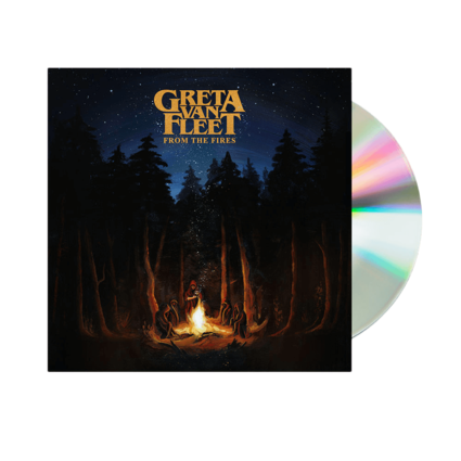 Greta Van Fleet : From The Fires