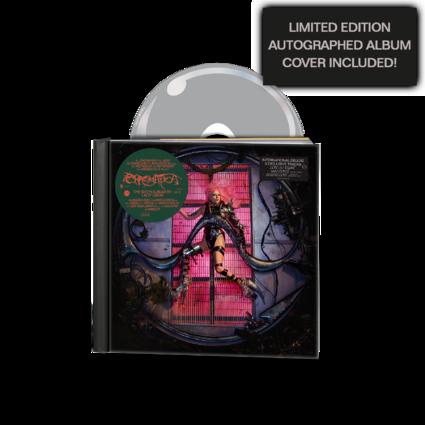 Lady Gaga: Signed Chromatica DLX CD
