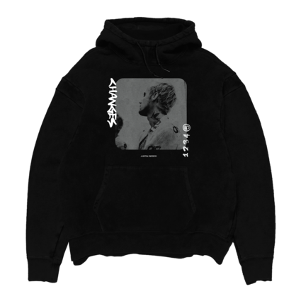 Justin Bieber: Changes Photo Hoodie