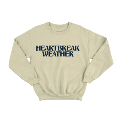 Niall Horan: Heartbreak Weather Sand Crewneck Sweater