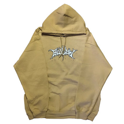 bülow: bülow X Ghost Supply Hoodie (Beige)