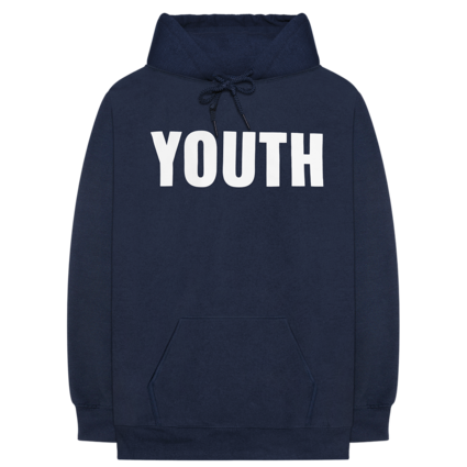 Shawn Mendes: YOUTH BLOCK HOODIE + DIGITAL ALBUM