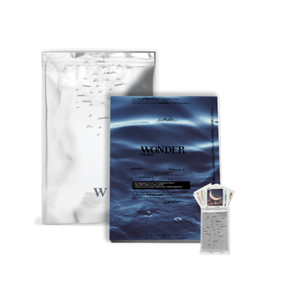 Shawn Mendes: Wonder Limited Edition Zine W/ Limited Collectible Cards Pack VI