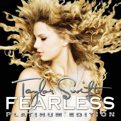 Taylor Swift: Fearless (Platinum Edition)