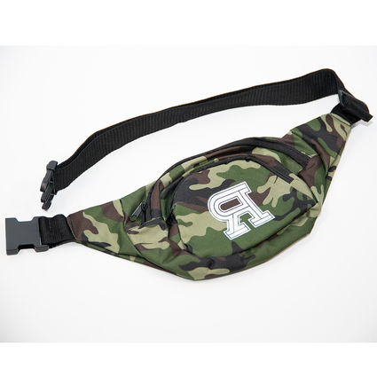 The Reklaws: Reklaws Camo Fanny Pack
