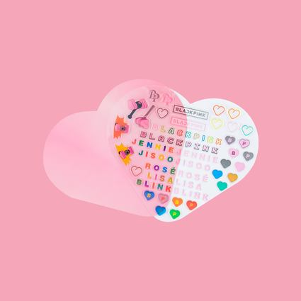 Blackpink: Blackpink In Your Area Sticker Set