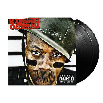 Kardinal Offishall: Not 4 Sale (2LP)