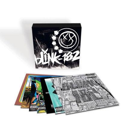 Blink-182: Blink 182 Boxed Set (7 ALBUMS / 10 LP)