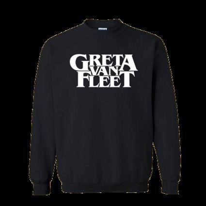 Greta Van Fleet : Logo Crewneck
