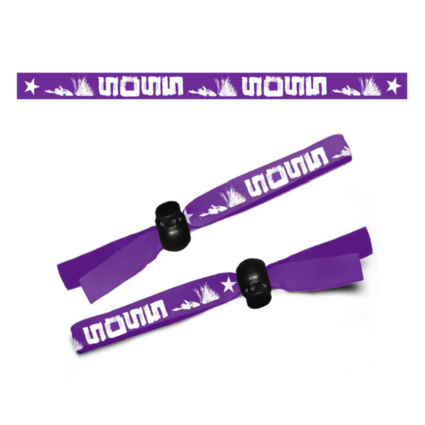 5 Seconds of Summer: Punk Purple Wristband