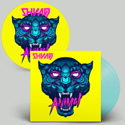 Shining: Animal Vinyl & Slipmat