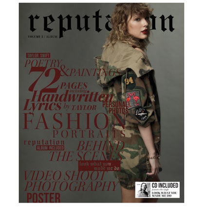 Taylor Swift: reputation (Volume 2) SPECIAL EDITION