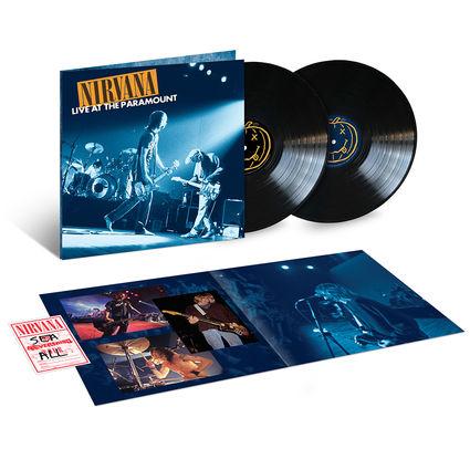 Nirvana: Live At The Paramount (2LP)
