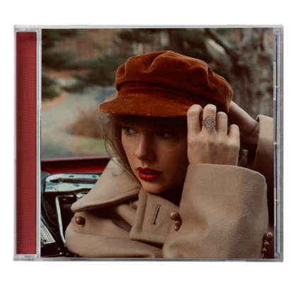 Taylor Swift: Red (Taylor's Version) Explicit CD