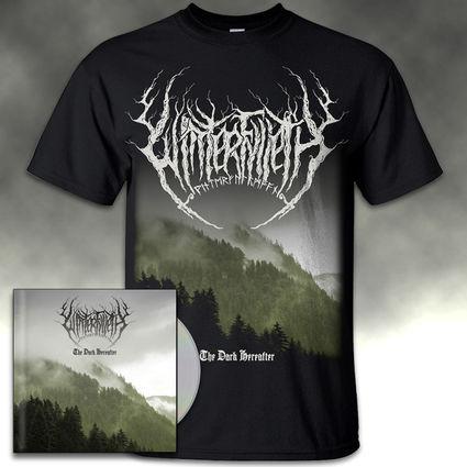 Winterfylleth: The Dark Hereafter Limited Hard Cover CD & T-Shirt Bundle