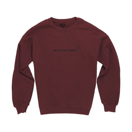 Halsey: Nightmare Crewneck (Red)
