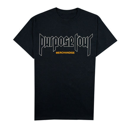 Justin Bieber: Cross Merch Tee