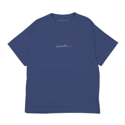Shawn Mendes: WONDER SCRIPT T-SHIRT
