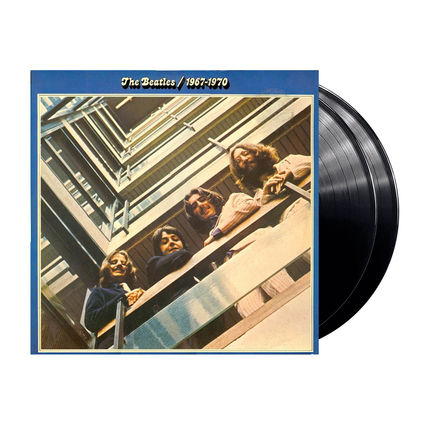 The Beatles: 1967-1970 (The Blue Album) (2LP)
