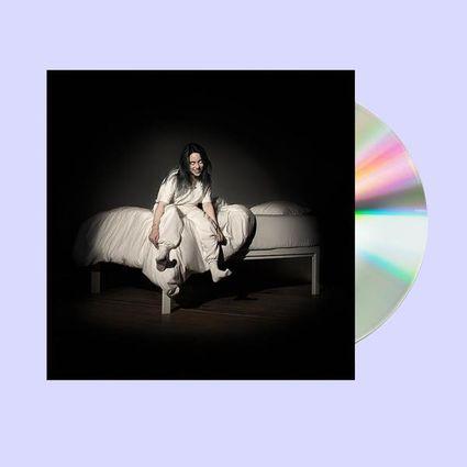 Billie Eilish: when we all fall asleep, where do we go cd