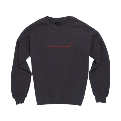 Halsey: Nightmare Crewneck (Black)