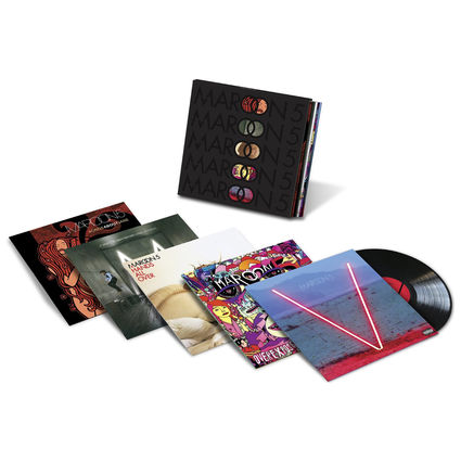 Maroon 5: The Studio Albums: Vinyl Boxed Set (5LP)