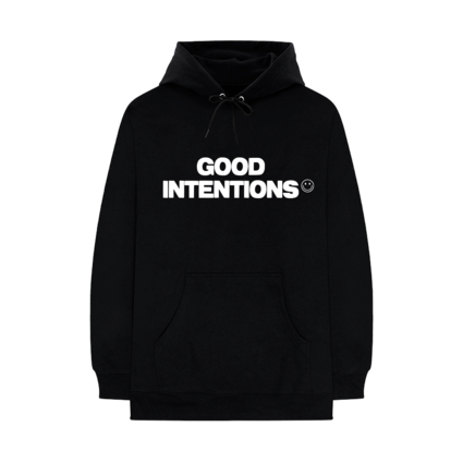 Nav: GOOD INTENTIONS PEACE HOODIE