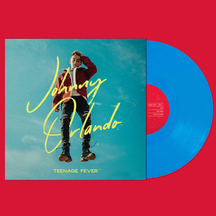 Johnny Orlando: Teenage Fever (Blue LP)