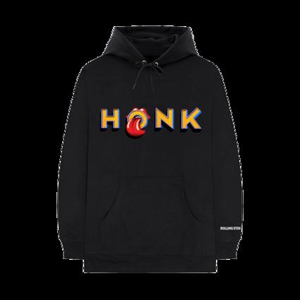 The Rolling Stones: Honk Black Album Hoodie