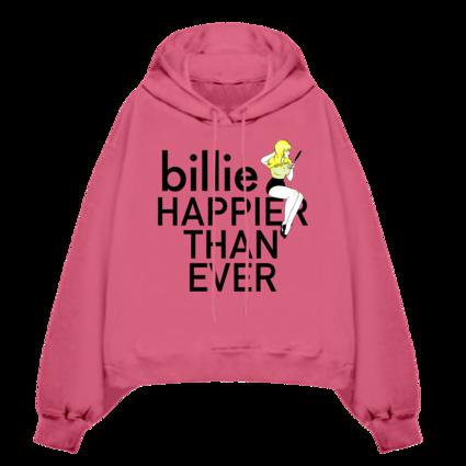Billie Eilish: Pretty Boy Hoodie