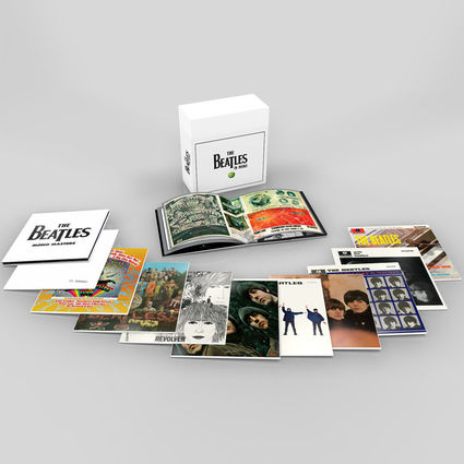 The Beatles: The Beatles In Mono Boxed Set (14 LP)