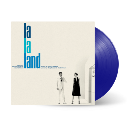 Soundtrack: La La Land (Blue Vinyl)