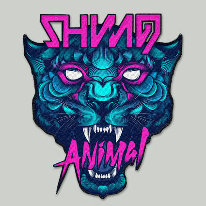 Shining: Animal Back Patch