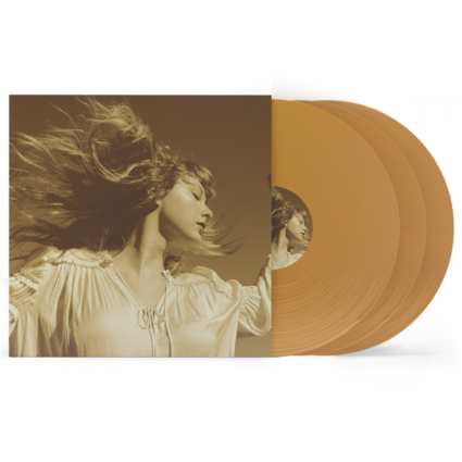Taylor Swift: Fearless (Taylor's Version) Vinyl