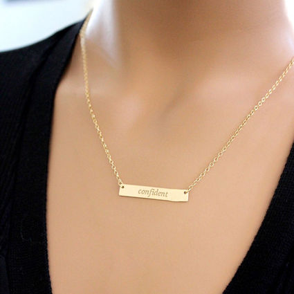 Demi Lovato,: Confident Necklace