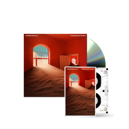 Tame Impala: The Slow Rush CD + Cassette