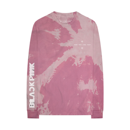 Blackpink: HOW YOU LIKE THAT MARBLE LONGSLEEVE I