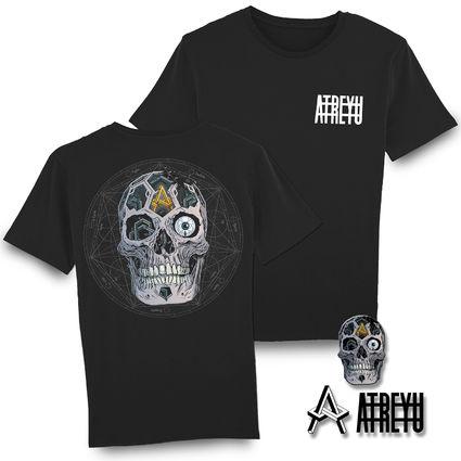 Atreyu: In Our Wake T-Shirt & Badge Set