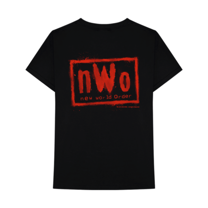 Nav: NWO WOLFPAC GOOD INTENTIONS TEE + DIGITAL ALBUM