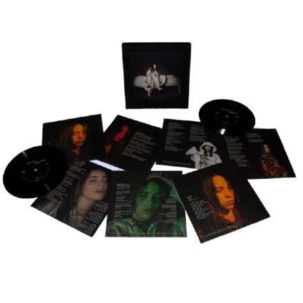 Billie Eilish: when we all fall asleep, where do we go? Collector's Edition 7