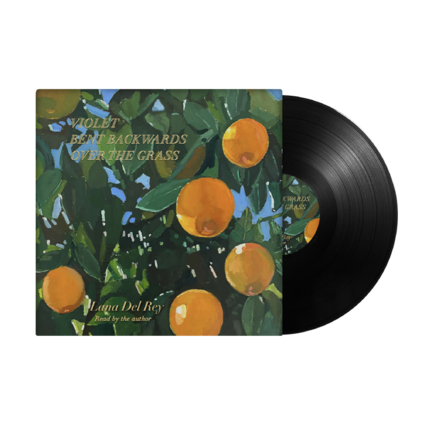 Lana Del Rey: Violet Bent Backwards Over the Grass (LP)