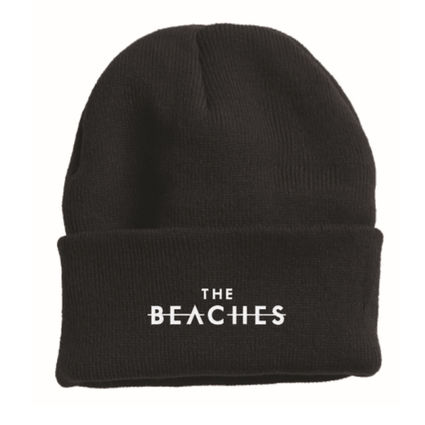 The Beaches: The Beaches - Logo Toque