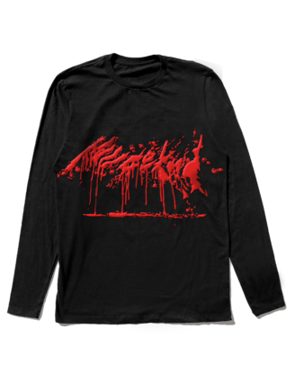 The Weeknd: BLEEDING OUT LONGSLEEVE TEE