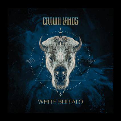 Crown Lands: White Buffalo Poster