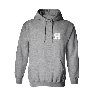 The Reklaws: Reklaws Pullover Grey Hoodie