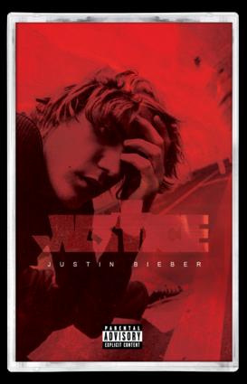 Justin Bieber: JUSTICE ALTERNATE COVER II CASSETTE