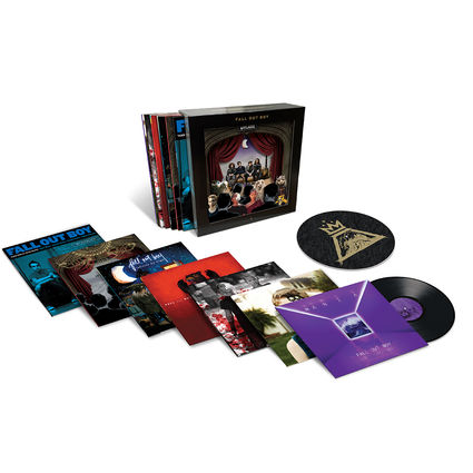 Fall Out Boy: The Complete Studio Albums Collection (11LP)