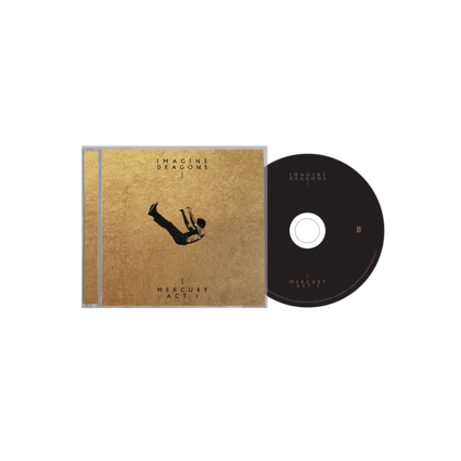 Imagine Dragons: Mercury - Act I CD