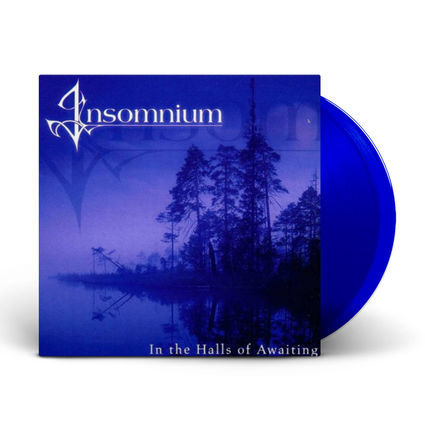 Insomnium: In The Halls Of Awaiting (Transparent Blue Vinyl)