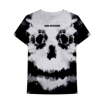 Nav: SKULL DYE TEE + DIGITAL ALBUM
